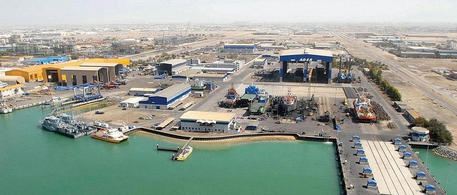 Safwa Shipyard in Dubai